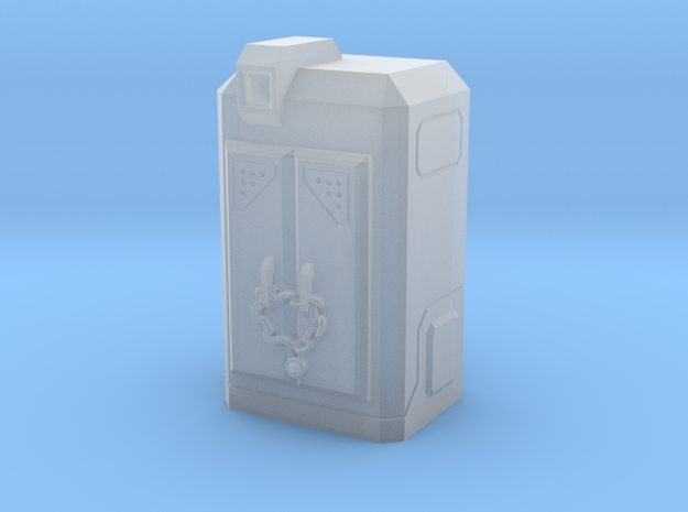 Objective - Weapon Locker in Smooth Fine Detail Plastic