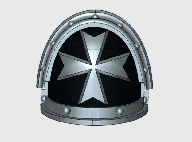 Maltese Cross - Gen3:Iron Shoulder x10