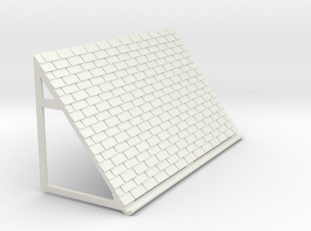 Z-76-lr-stone-level-roof-nc-lj in White Natural Versatile Plastic