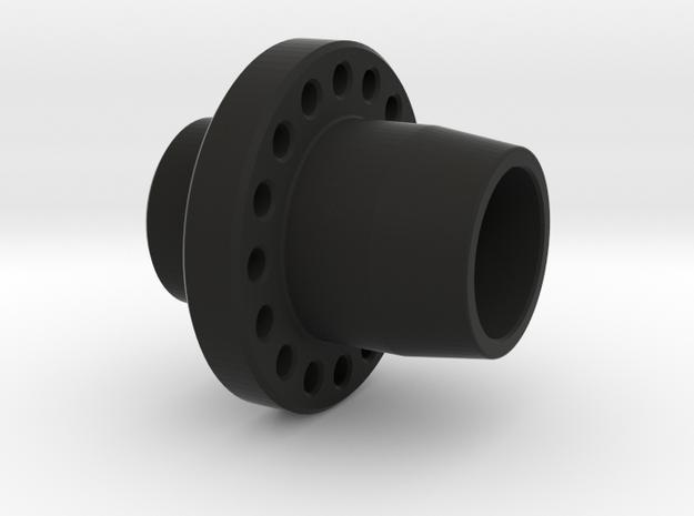 M3R16 Lightweight Hub Double Bearings in Black Strong & Flexible