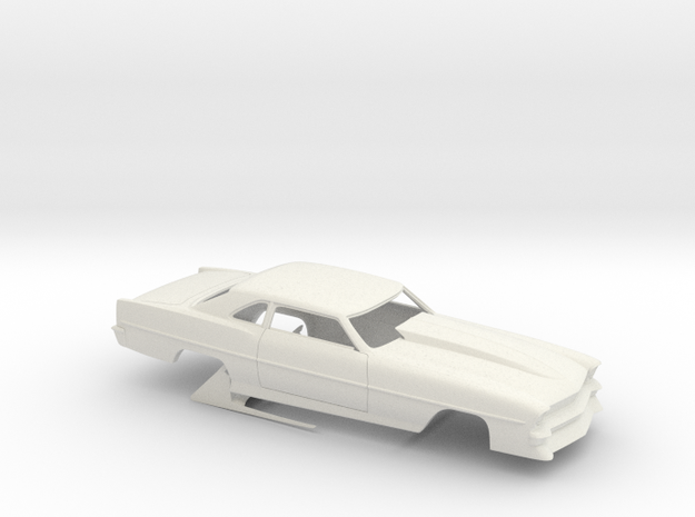 1/25 66 Nova Pro Mod No Scoop Small Wheelwells