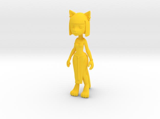 Egypt Kitty Figure