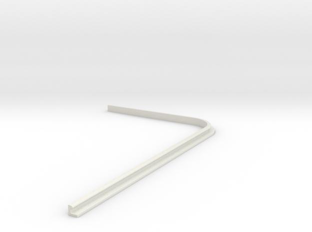 Gocc5 in White Natural Versatile Plastic