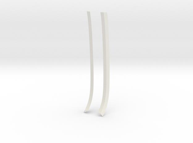 Labbsport in White Natural Versatile Plastic