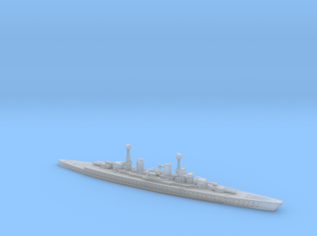 USS Constellation 1/4800 in Smooth Fine Detail Plastic