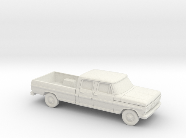 1/87 1967-69 Ford F-Series Crew Cab