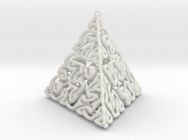P-forme-pending in White Natural Versatile Plastic