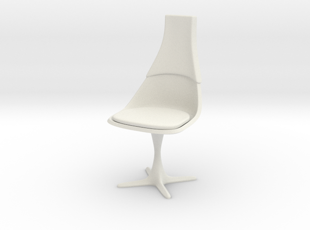TOS Chair 115 1:9 Scale 8-Inch