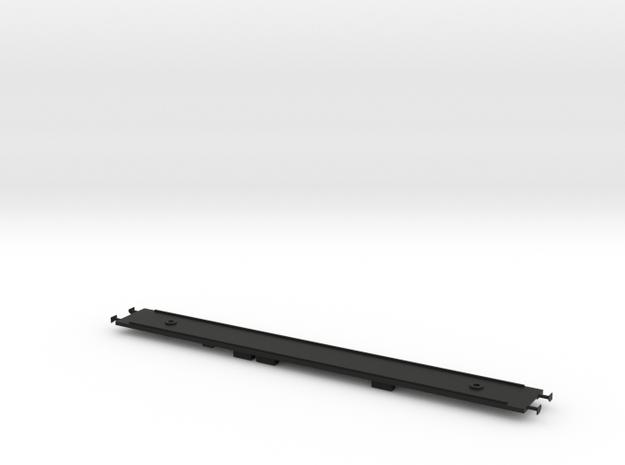 Unteteil WLAm SBB Scale TT in Black Natural Versatile Plastic