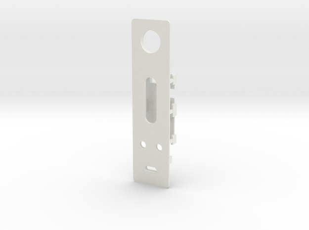DNA75 DNA200 DNA250 Faceplate for 12mm Switch in White Natural Versatile Plastic