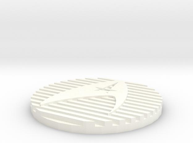 Kirk Generations Vest Zip Tab/Button