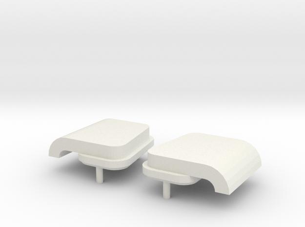 Land Rover Defender MUD Snow Cowel 3d printed