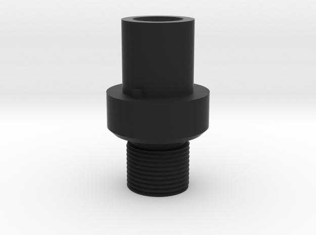KJW MK.1 Thread Adapter  in Black Strong & Flexible