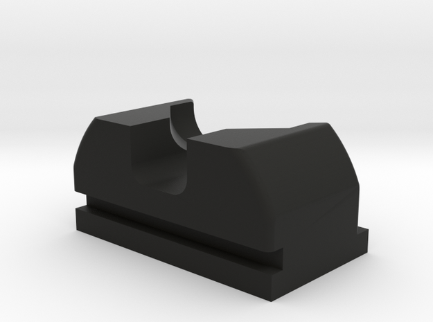 PPQ Suppressor Rear Sight in Black Strong & Flexible