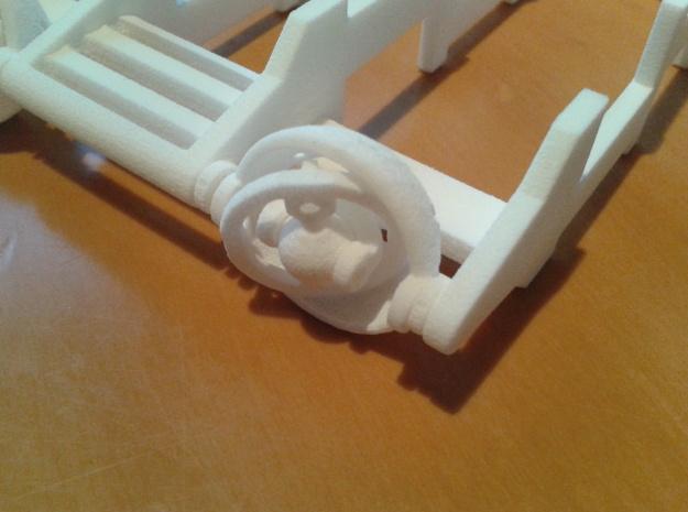 20mm Mechanical eye assembly. 3d printed