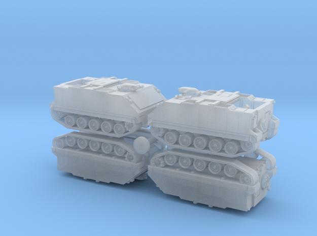 US M84 Motar Carrier 1/285 6mm