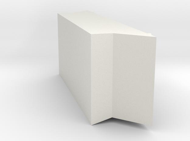 03C-ALSEP-A5 in White Natural Versatile Plastic