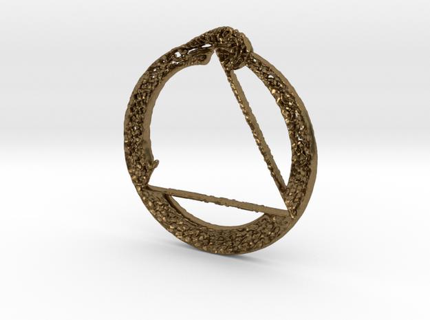 Nehashhhh in Raw Bronze