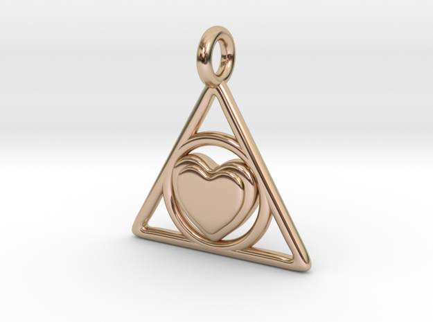 Necklace in 14k Rose Gold