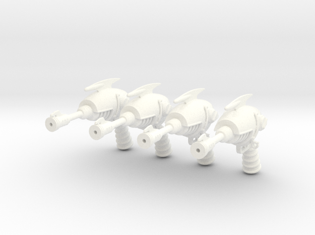 Alien Blaster (1:6 Scale) 4 Pack
