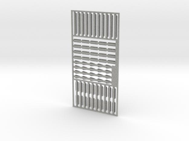 Zinc Anodes MgDuff in Metallic Plastic