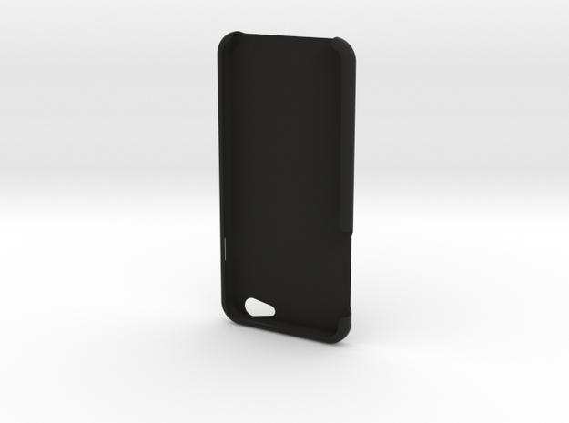 Iphone 6 Case Slim No Hole in Black Natural Versatile Plastic