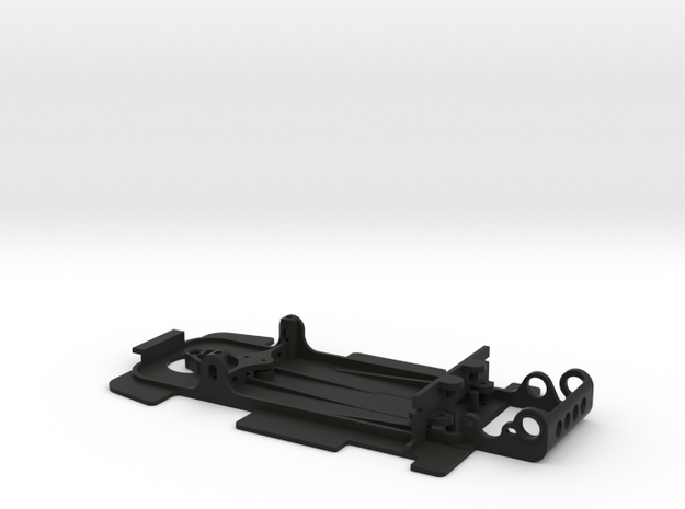 Slot car chassis for FXX 1/28