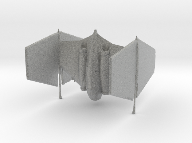WWII_SW_Tie_Concept 3d printed