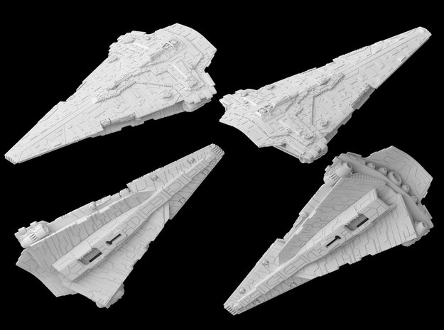 (Armada) Nebula Star Destroyer