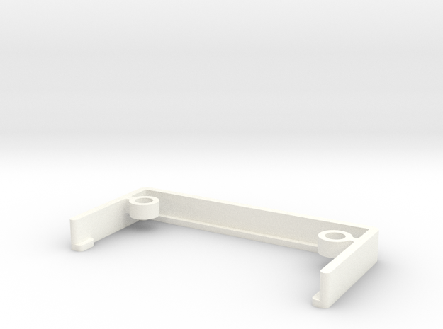 SD1 Case2 in White Strong & Flexible Polished