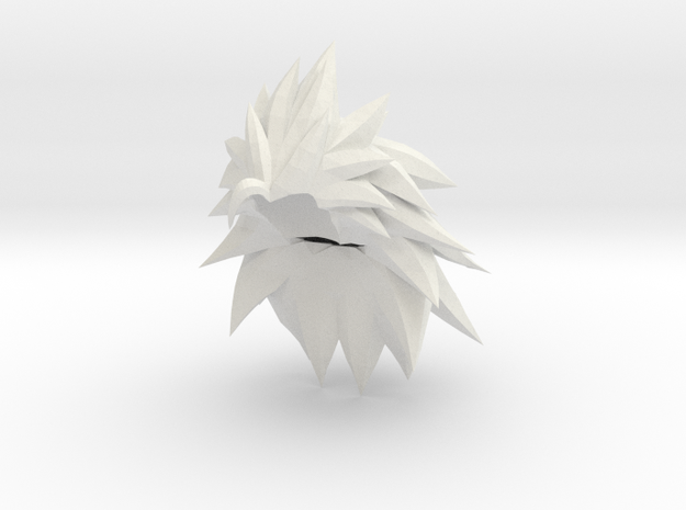 Custom Goku SSj3 Inspired MINIMATE