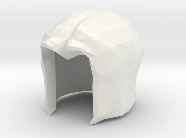Custom Trunks Long Inspired MINIMATE in White Natural Versatile Plastic