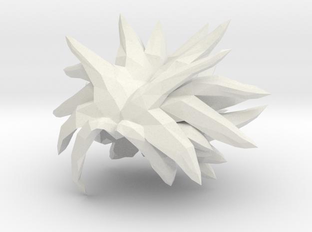 Custom Trunks SSj1 Inspired MINIMATE in White Natural Versatile Plastic