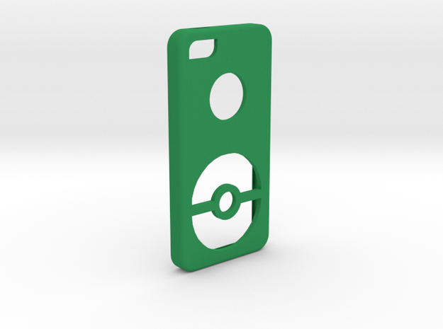 Iphone SE Pokeball Case