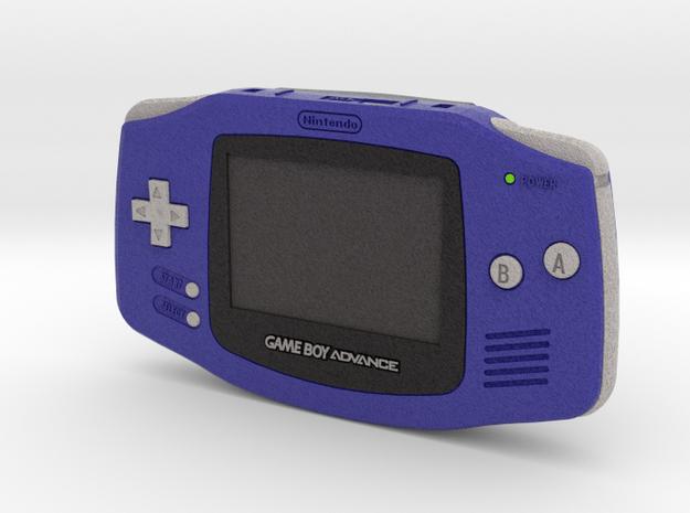 1:6 Nintendo Game Boy Advance (Indigo)