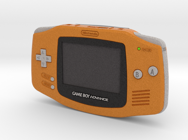 1:6 Nintendo Game Boy Advance (Orange)