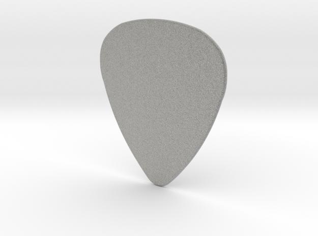 Basic 1mm Guitar Plectrum