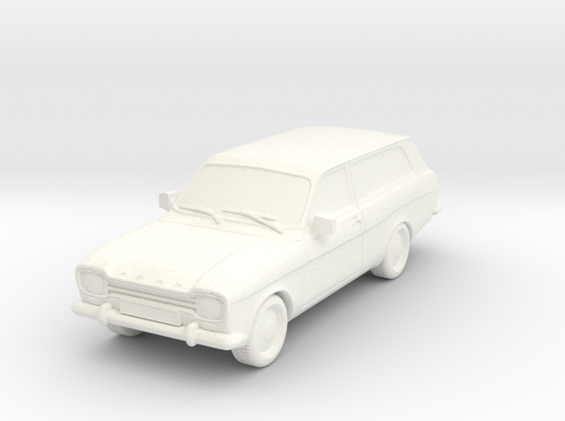 1:87 Escort mk1 estate v1 hollow