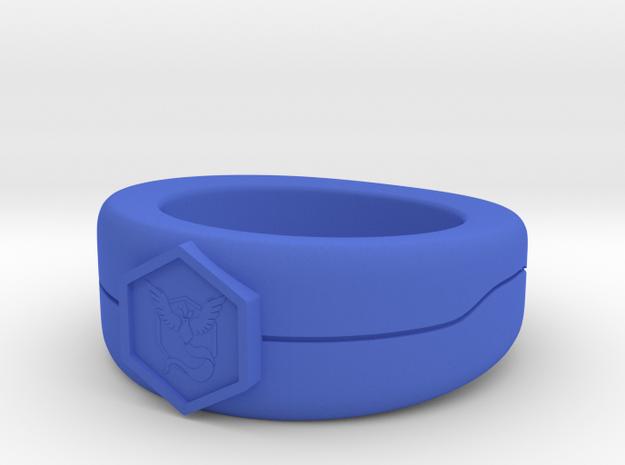 Team Mystic ring size 10