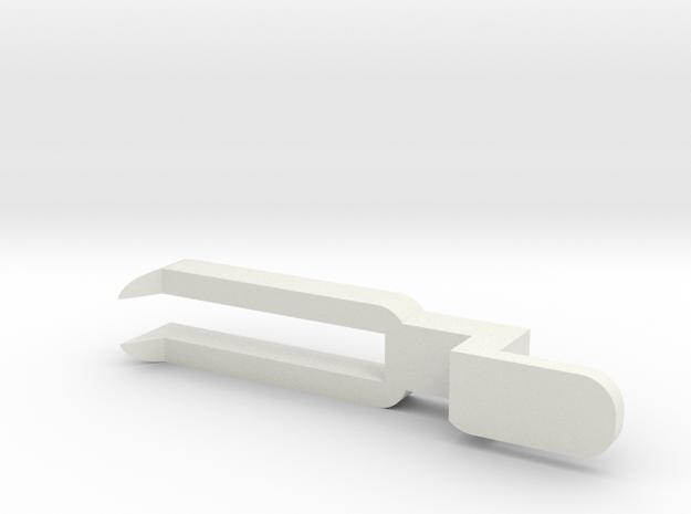 AR-Fork V3.2 in White Strong & Flexible