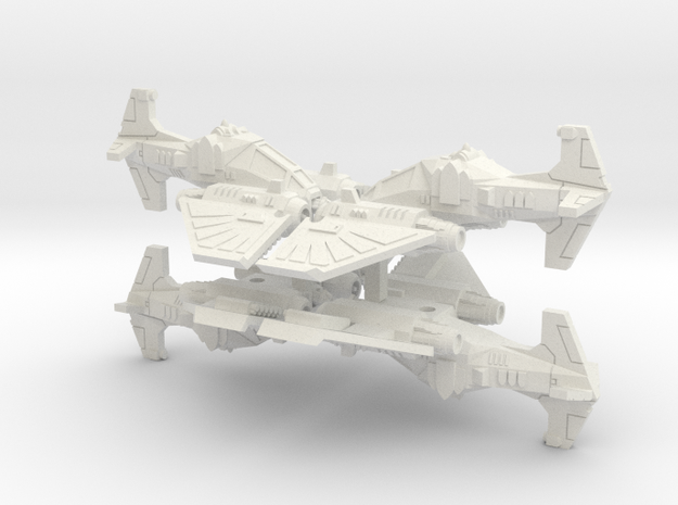6mm Hangnail Ground-Attack Fighter (4pcs)