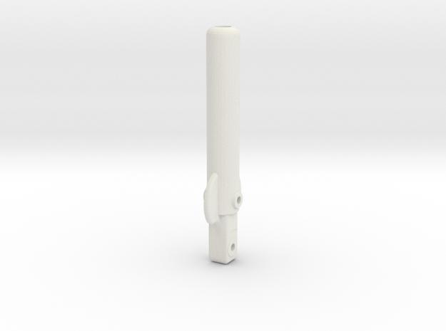 Wing Furrule V3.0 in White Strong & Flexible