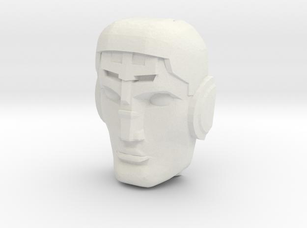 Avatar of the God-Gun Destro Face (Titans Return)