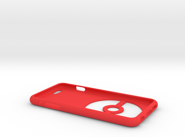 Iphone 6S/6 Plus Pokeball Case