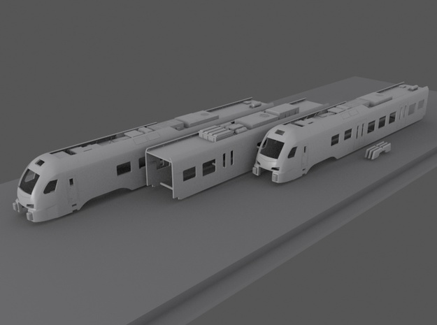Stadler FLIRT 3 - NS version