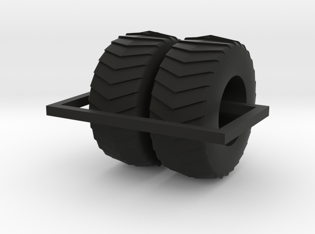 1/64 24.5 Puller 2000 pair of tires
