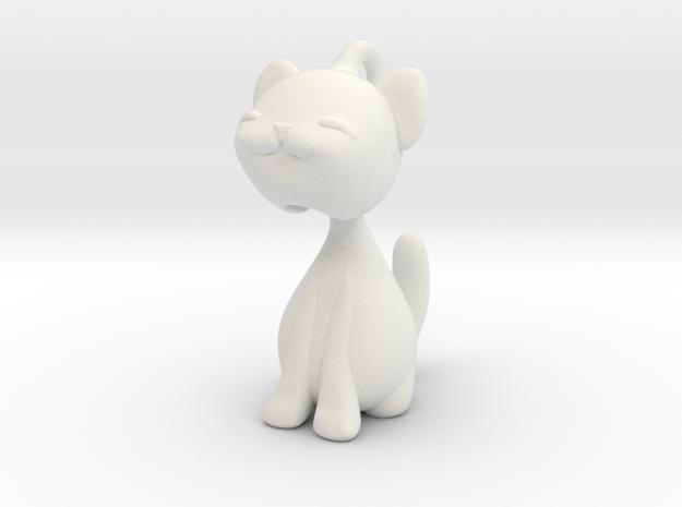 Articulated kitten