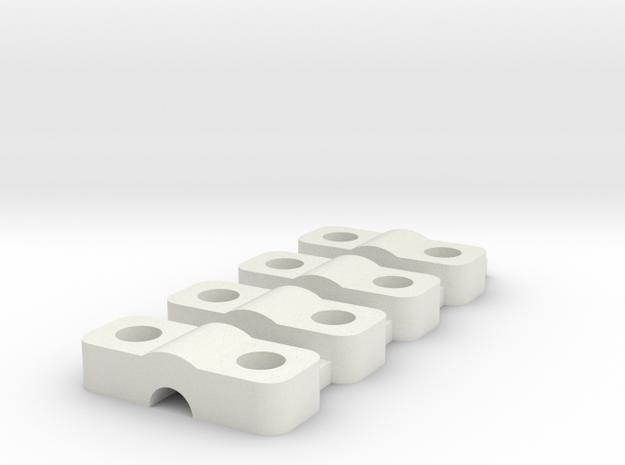 GRC Lager in White Natural Versatile Plastic