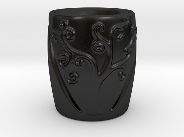 Tree Patterned Mug 1