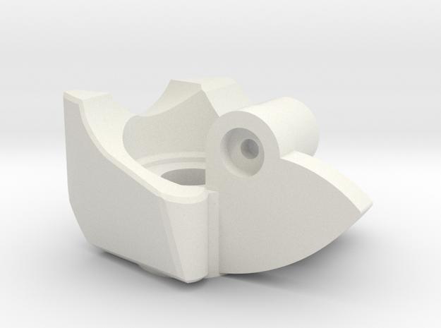 DD3 Shoulder Left for Peach Pai in White Natural Versatile Plastic